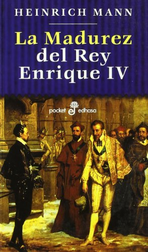 9788435016247: La madurez del rey Enrique IV (bolsillo) (Pocket)