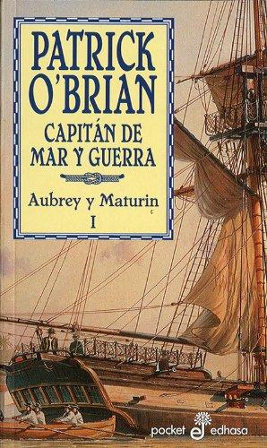9788435016285: Capitan de Mar y Guerra (Pocket Edhasa; 8)