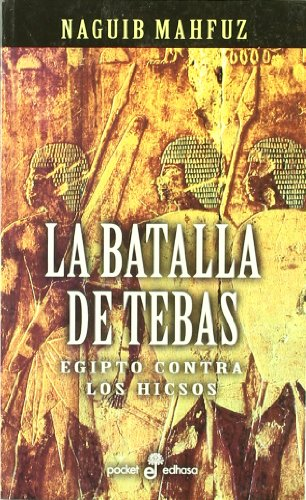 9788435016704: La Batalla de Tebas (Spanish Edition)