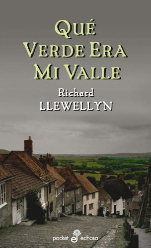 9788435016803: Que verde era mi valle (bolsillo (Pocket)