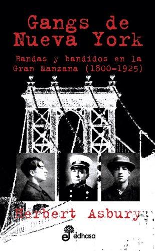 9788435016995: Gangs de Nueva York (bolsillo) (Pocket)
