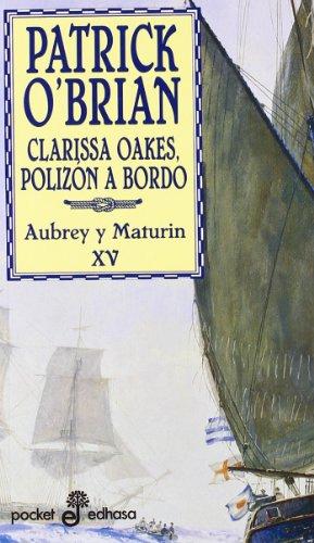 9788435017138: Clarissa oakes, polizon a bordo (Pocket)
