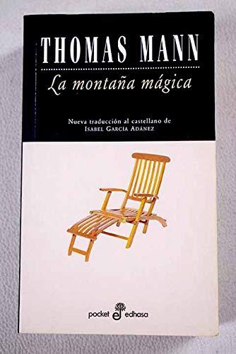 9788435017336: Montaña magica, la (Pocket)