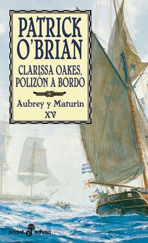 9788435017855: Clarissa Oakes, polizón a bordo (XV) (bolsillo) (Pocket)