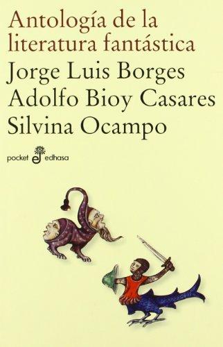 9788435017947: Antología de la literatura fantástica (Pocket)