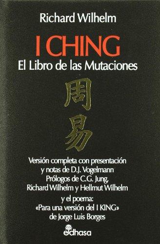 9788435019026: I Ching - El Libro de Las Mutaciones (Spanish Edition)