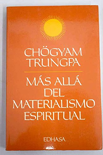 9788435019040: Mas alla del materialismo espiritual