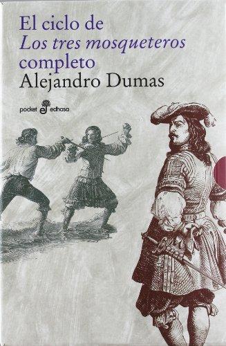 9788435019187: TRILOGIA TRES MOSQUETEROS - CICLO COMPLETO 3 VOLS(978)
