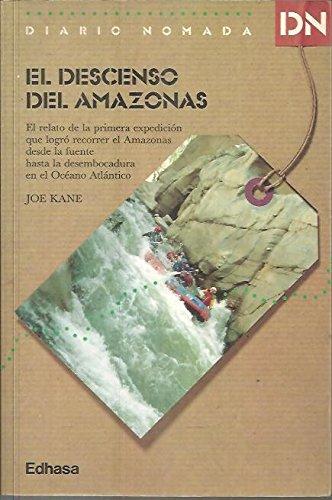 9788435019477: El descenso del amazonas