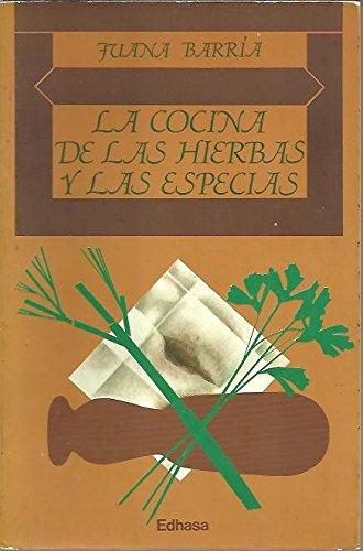 9788435019521: La cocina de las hierbas y las especias