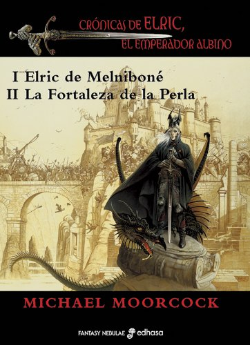 9788435021142: Crónicas De Elric, El Emperador Albino (I)