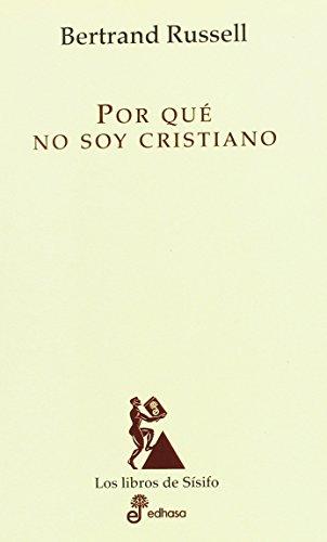 9788435021517: Por qué no soy cristiano (Los libros de Sísifo)