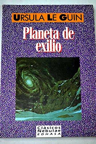 9788435022118: Planeta de exilio