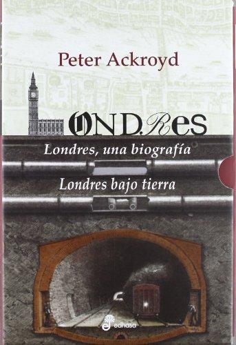 9788435025805: Londres + Londres bajo tierra (estuche) (Ensayo Historico (edhasa))