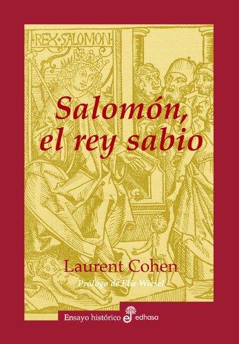 9788435026116: Salomon, El Rey Sabio (Spanish Edition)