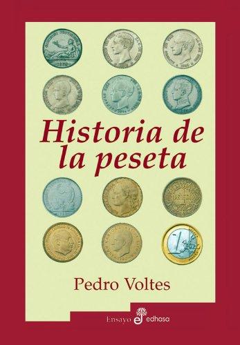 9788435026338: Historia de la peseta (Ensayo histórico)