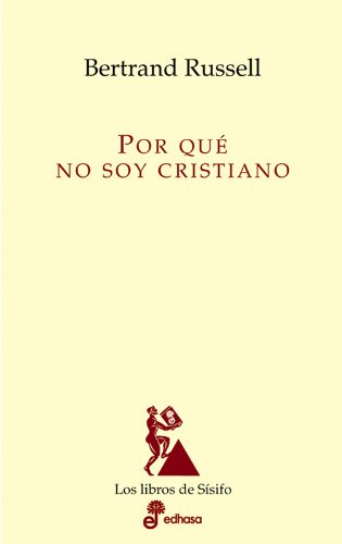 9788435027014: Por que no soy cristiano (Spanish Edition)