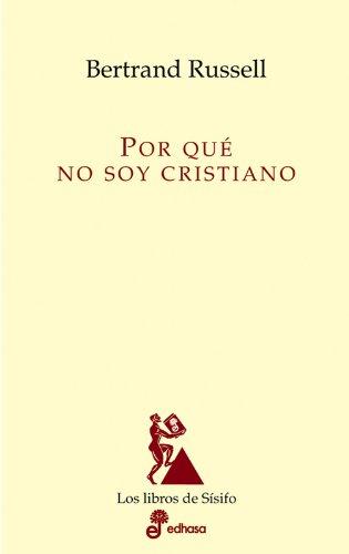 9788435027014: Por que no soy cristiano (Spanish Edition)