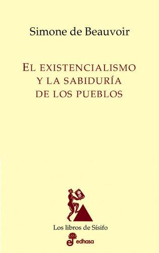 9788435027236: El existencialismo y la sabiduría de los pueblos