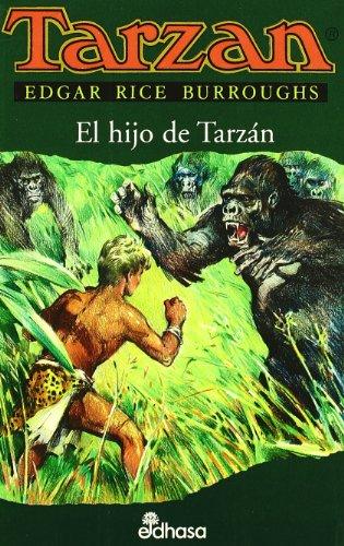 9788435031035: El hijo de Tarzán IV