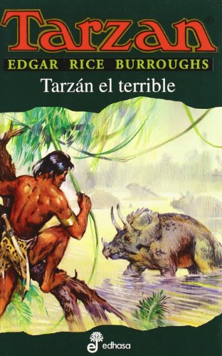 9788435031073: Tarzán el terrible VIII