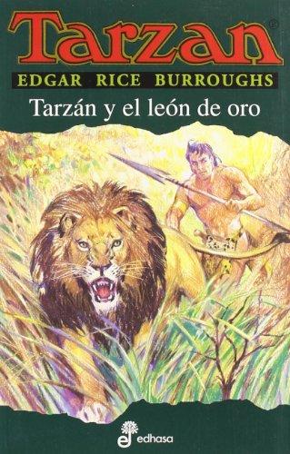 9788435031080: Tarzan y el leon de oro, IX (Spanish Edition)