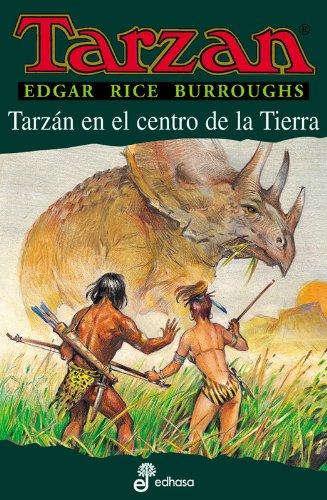 9788435031127: Tarzán en el centro de la tierra XIII