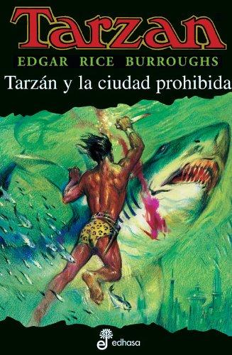 9788435031196: Tarzan y la ciudad prohibida, XX (Spanish Edition)