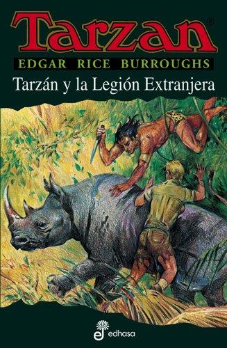 9788435031219: Tarzán y la legión extranjera (XXII)