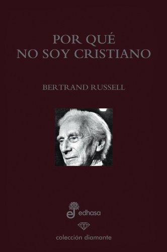 9788435034753: Por qué no soy cristiano (edición especial 60 aniversario) (Diamante)