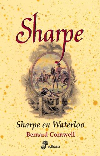 9788435035422: 10. Sharpe en Waterloo (Series)