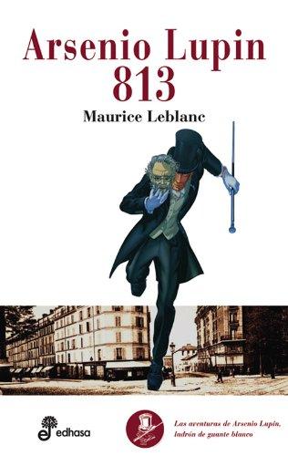 9788435035651: 813. Arsenio Lupin, ladrón de guante blanco V (Series)