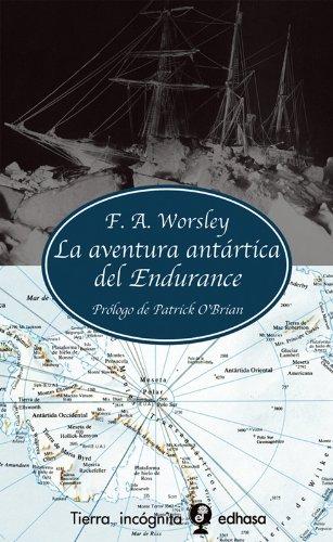 9788435039857: La aventura antartica del Endurance