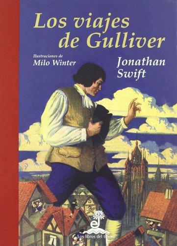 9788435040082: Los viajes de Gulliver. Ilustrado por Milo Winter (Libros del Tesoro)