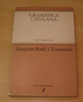 9788435051071: Gramàtica catalana : (curs elemental)