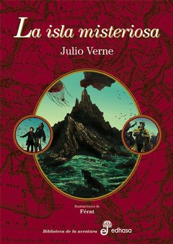 9788435055697: La isla misteriosa (Biblioteca De La Aventura)