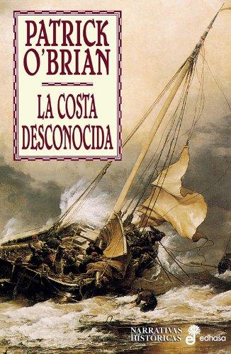 9788435060127: La costa desconocida (Narrativas Históricas)