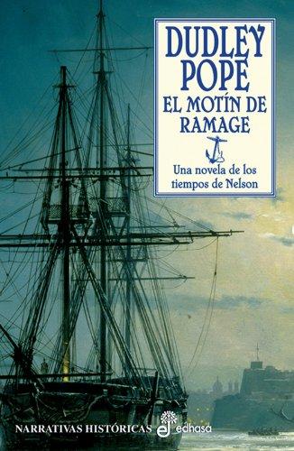 9788435061216: El Motín De Ramage (VIII)