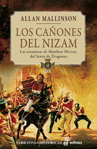 9788435061841: Los cañones de Nizam (II) (Narrativas Históricas)