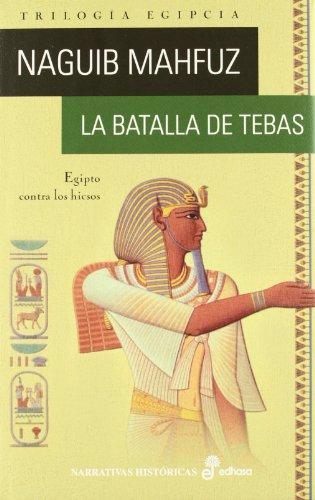 9788435062435: La batalla de Tebas / The battle of Thebes (Spanish Edition)