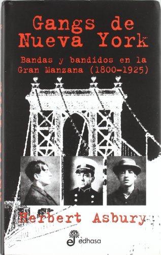 9788435065092: Gangs de Nueva York (Otras obras)