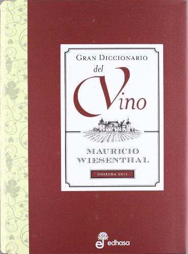 9788435065207: Gran Diccionario del Vino