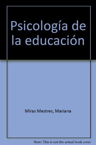 9788435069007: PSICOLOGIA DE LA EDUCACION