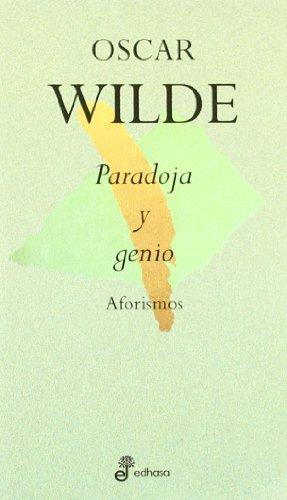 9788435091268: Paradoja y Genio