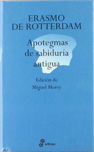 9788435091398: Apotegmas de Sabiduria Antigua (Spanish Edition)