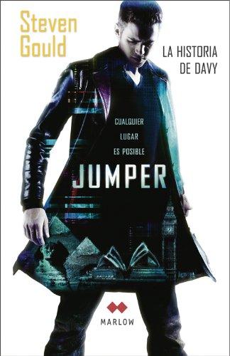 9788435095037: Jumper, la historia de Davy (Marlow)