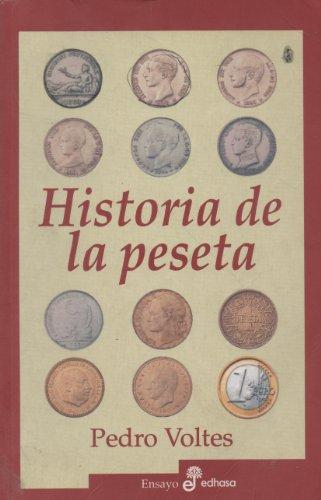 9788435099813: Historia De La Peseta