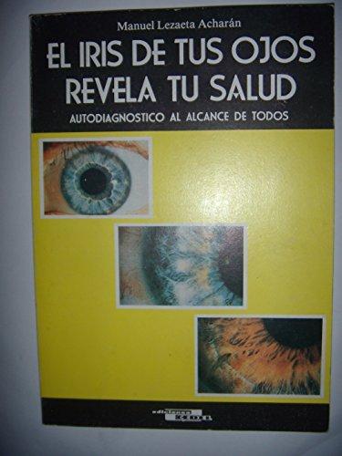 9788435205665: El iris de tus ojos revela tu salud