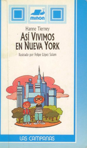 9788435502504: Asi Vivimos En Nueva York/This Is How We Live in New York (Spanish Edition)