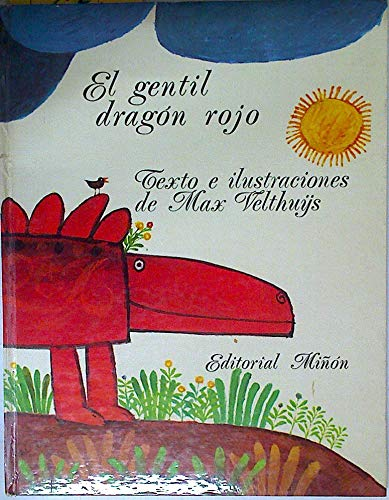 9788435504300: El Gentil Dragon Rojo/the Gentle Red Dragon (Spanish Edition)